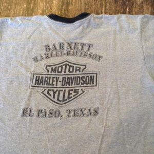 Harley-Davidson Shirts - 2004 Harley Davidson Tee El Paso